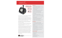 Lasair III Aerosol Particle Counter Models - Specification Sheet