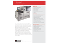 Surfex - Parts Cleanliness Testing Station - Specification Sheet