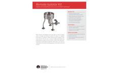 Remote Isolator Kit - Specification Sheet