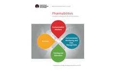 Pharmabilities - Complete Contamination Monitoring Solutions - Brochure