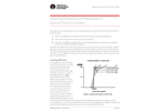 Counting Efficiency and Resolution in Optical Particle Counters - Application Notes