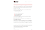 Risk Analysis of a Facility Monitoring System - Application Note