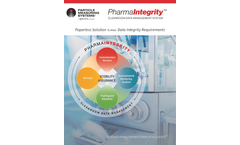 PharmaIntegrity - Cleanroom Monitoring & Data Integrity Software - Brochure