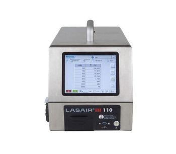 0.1 Micron Airborne Particle Counter-2