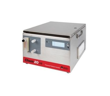 Chem 20 - Chemical Particle Counter