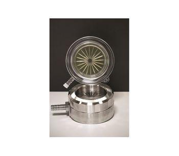 Single-Use Microbial Impactor-4