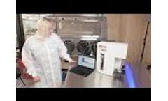 APSS-2000 Syringe Sampler - Liquid Particle Counter Demo Video