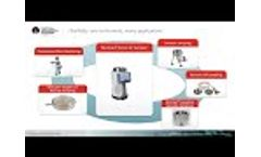 MiniCapt Mobile Active Air Sampler: The Flexible Solution for Microbial Air Sampling - Video