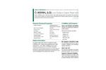 Aldex - Model C-800NH4 (LS) - Low Sodium Cation Resin Ammonia Form Technical Datasheet