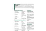 Aldex - Model C-800 - Water Softening Resin Sodium Form Technical Datasheet