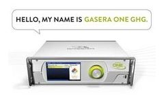Gasera Launches a New Greenhouse Gas Analyzer