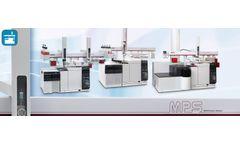 Gerstel - Model MPS - MultiPurpose Autosampler for GC - GC/MS