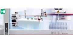 Gerstel - Multipurpose Autosampler for LC - LC/MS