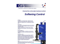 Model Softening Control - Device for Online Water Hardness Monitoring - Datasheet