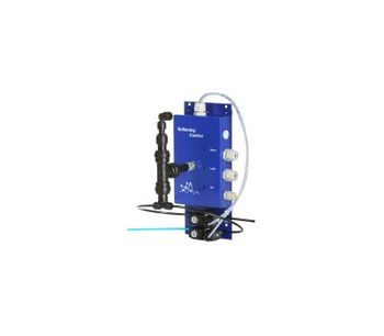 Model Softening Control - Online Water Hardness Monitoring Device