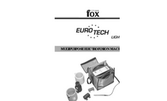 Model PE100 SDR11 - Electrofusion Coupler Brochure