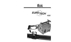 Model PE100 SDR11 - Electrofusion Tee Brochure