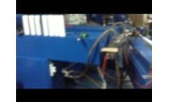 PP Spun Filer Cartridge Making Machine Video