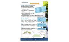 Booster Station Optimization - Brochure