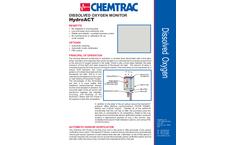 HydroACT - Dissolved Oxygen Monitor Brochure