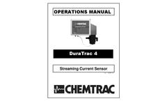 HydroACT Duratrac - Model 3 - Streaming Current Sensor Brochure