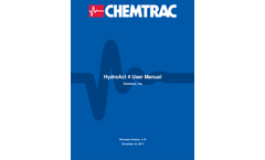 HydroACT - Reagentless Chlorine Dioxide Analyzer Brochure