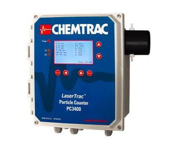 Chemtrac - Model PC - 3400 - Liquid Particle Counter