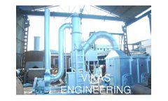 Vikas Engineering - Liquid Waste Incinerator