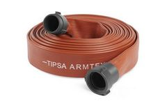 Armtex - Model One - Classic Extruded Rubber Lay Flat Fire Hose