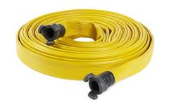 Blindex - 4-Layer Extruded Rubber Lay Flat Fire Hose