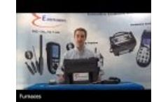E5500 Portable Emissions Analyzer Intro Video