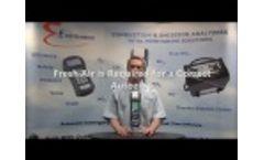 Handheld Analyzers - Set Up & Maintenance Video