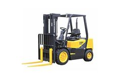 Hand Held Analyzer for Forklift CO Emissions