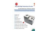 E Instruments - Model TCS 1200 - Multifunction High-Temperature Calibrator - Brochure
