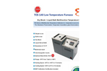 E Instruments - Model TCS 140 - Dry Block & Liquid Bath Calibrator - Brochure