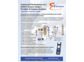 Portable Emissions Analyzer for Industrial Boilers -  Brochure