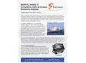 Portable Emissions Analyzer for Marine - Brochure