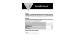 DantoCon - Model Pure C - Suspended Bentonite Powder Brochure