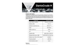 DantoCrude - Calcium Bentonite Natural Membrane Brochure
