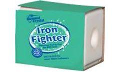 Diamond Crystal - Iron Fighter Salt Block