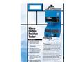 Alcors - Model MCRT160 - Micro Carbon Residue Tester