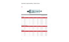 ILS - Model XE - Syringes - Brochure