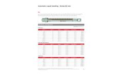 ILS - Model XL - Syringes for Syringe Pumps - Brochure