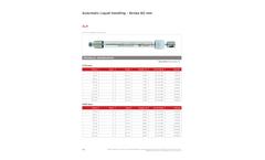 ILS - Model XLP - Syringes for Syringe Pumps - Brochure