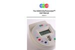 OD600 - Dilu Photometer User Manuals