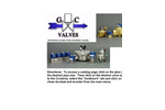 GC Valves Solenoid Valves Catalogue