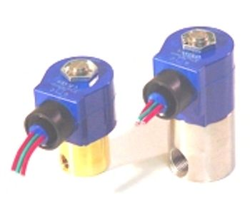 Model S30 and S31 - Direct Acting Valves