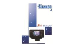 Hankscraft - Model RevV20 - Commercial Rotary Valves - Manual