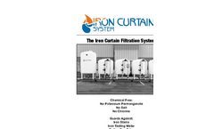 Hellenbrand - Iron Curtain Filtration Systems - Brochure
