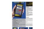 Model ILT2400 - Hand-Held Light Meter & Optometer Brochure